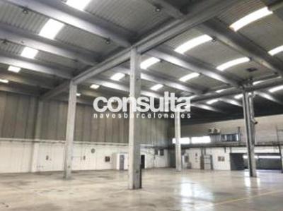 Nave industrial en alquiler en Ripollet