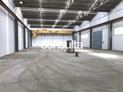 Nave industrial en alquiler en La Llagosta