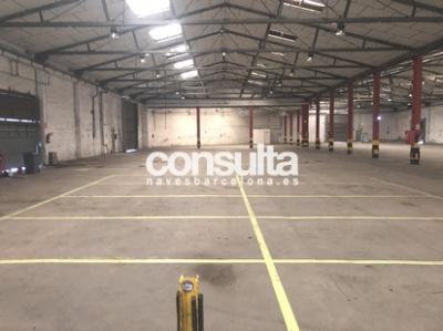 Nave industrial en alquiler en Sant Boi de Llobregat