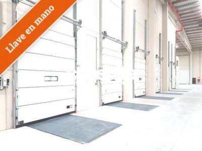 Proyecto logistico Llave en Mano en alquiler en Montornés del Vallés