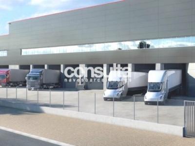 Proyecto logístico en alquiler en El Prat de Llobregat