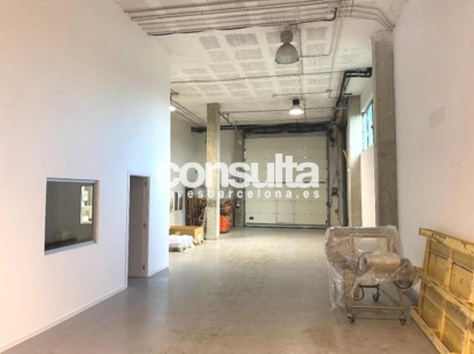 Edificio industrial en alquiler en Hospitalet de Llobregat