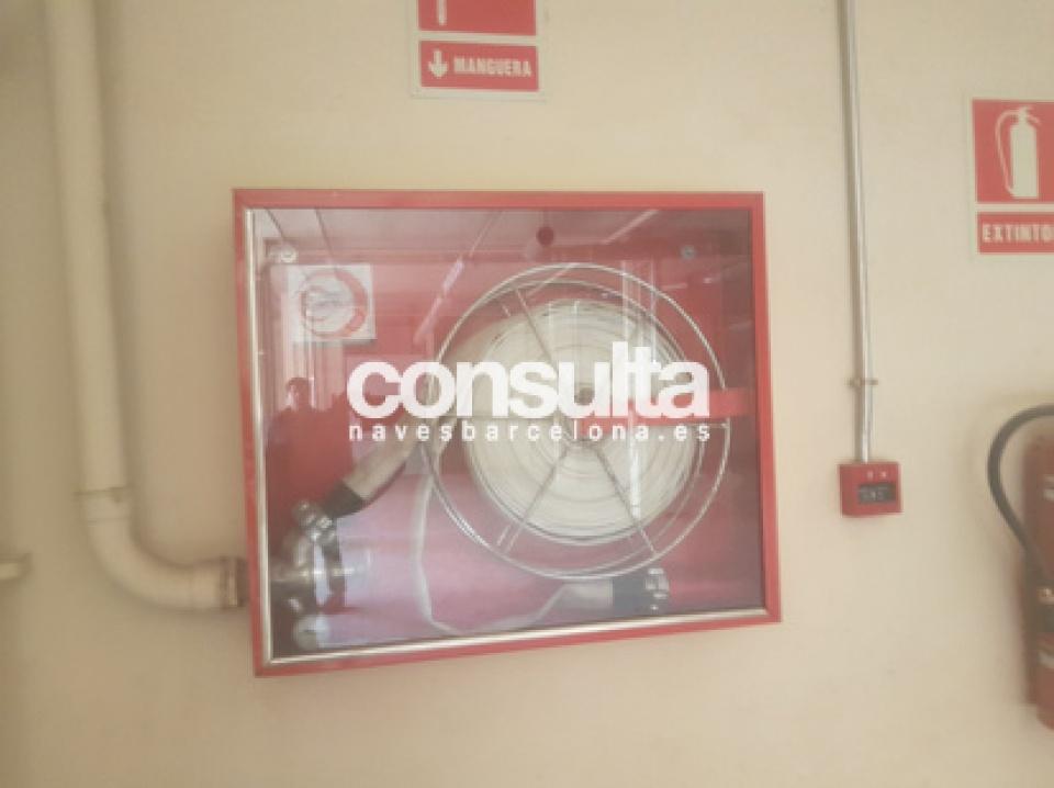 Nave industrial en Barcelona