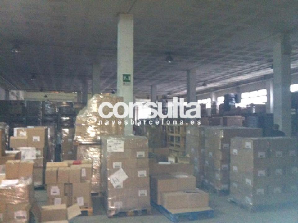 Nave industrial en alquiler en Barcelona