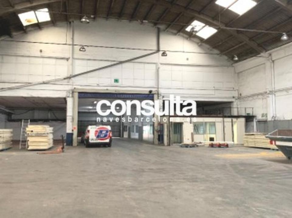 Nave industrial en alquiler en Hospitalet de Llobregat