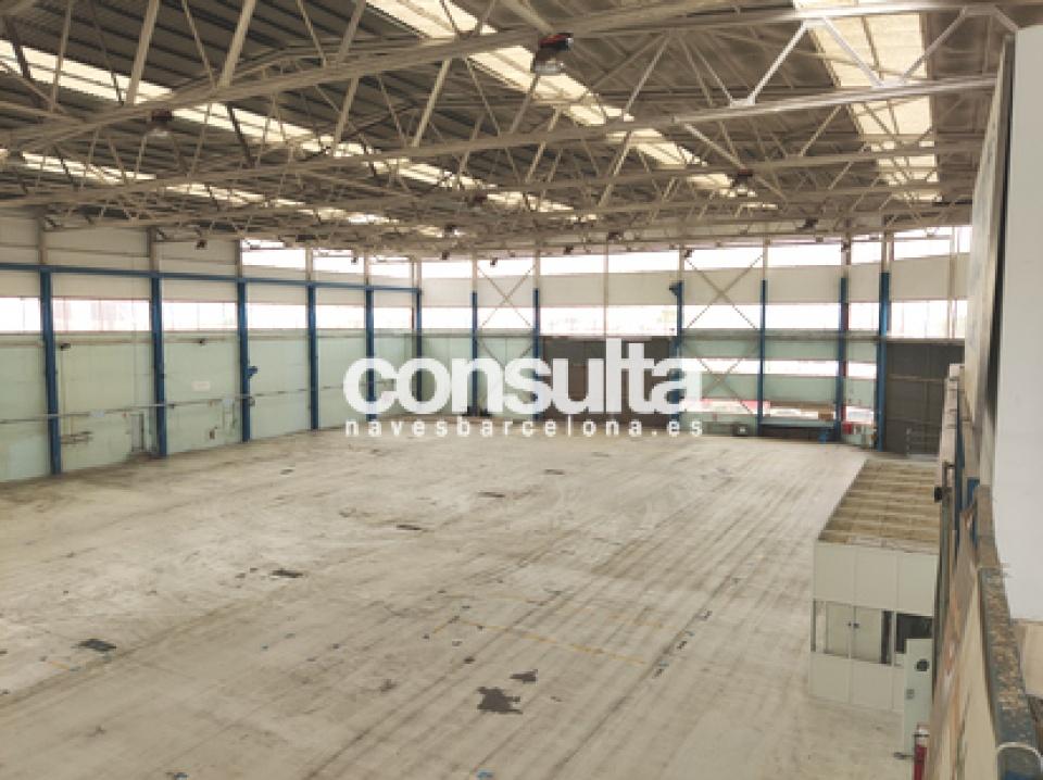 Nave industrial en alquiler en Sabadell