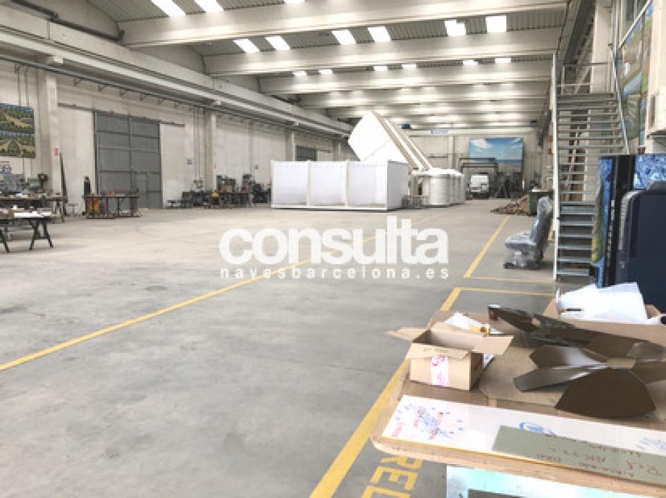 Nave industrial en venta en Castellbisbal