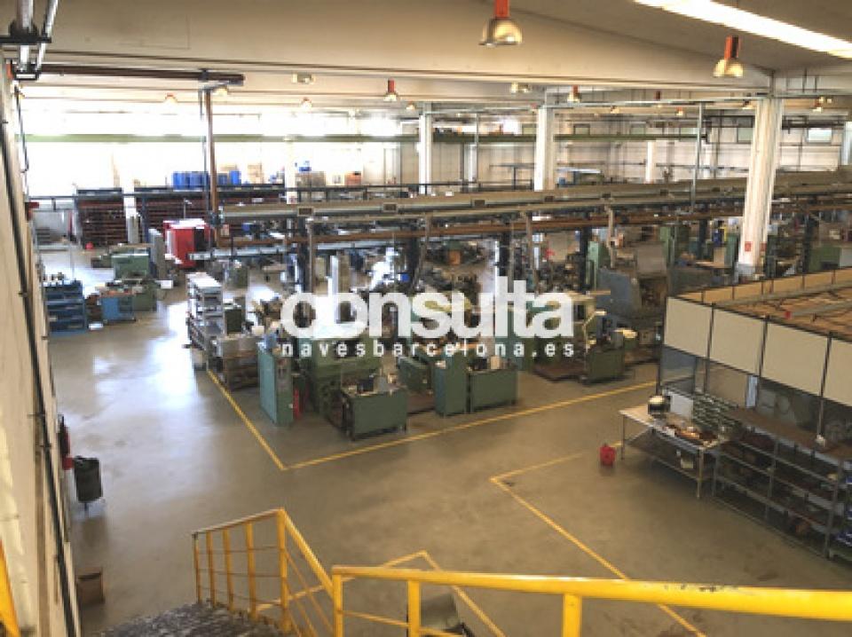 Nave industrial en venta en Montornés del Vallès