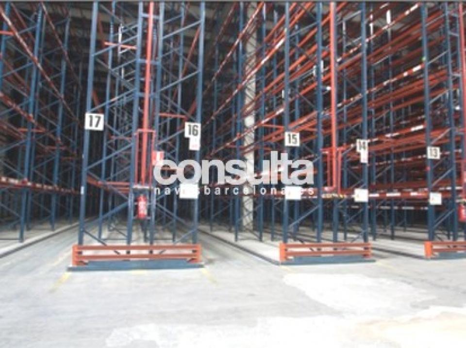 Nave logística en alquiler en Argentona