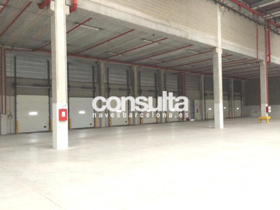 Nave logística en alquiler en Sant boi de Llobregat