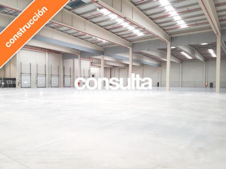 Proyecto logístico En Construcciónen alquiler en Sant Esteve sesrovires