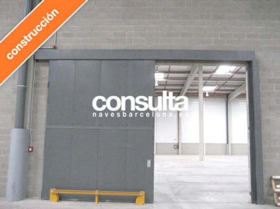 Proyecto logístico en construcción en alquiler en Granollers