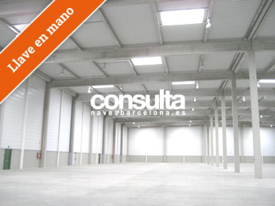 Proyecto Logístico Llave en Mano en venta en Barberá del Vallés