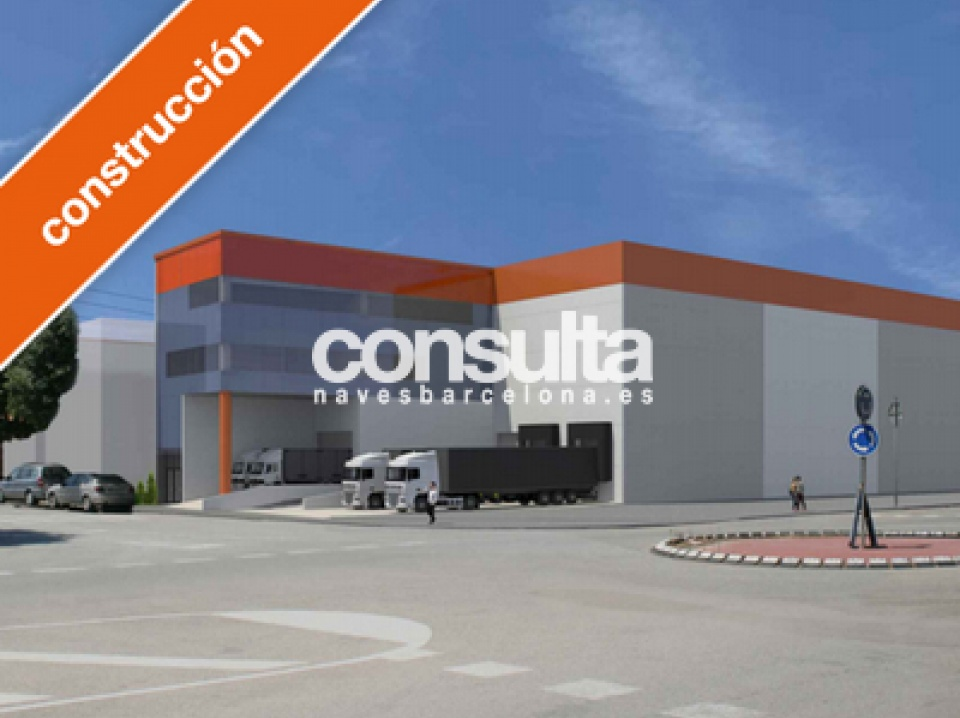 Proyecto logístico en Construcción en Ripollet