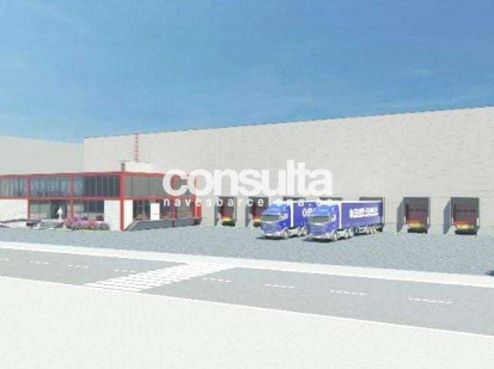 Proyecto logístico en alquiler en Granollers