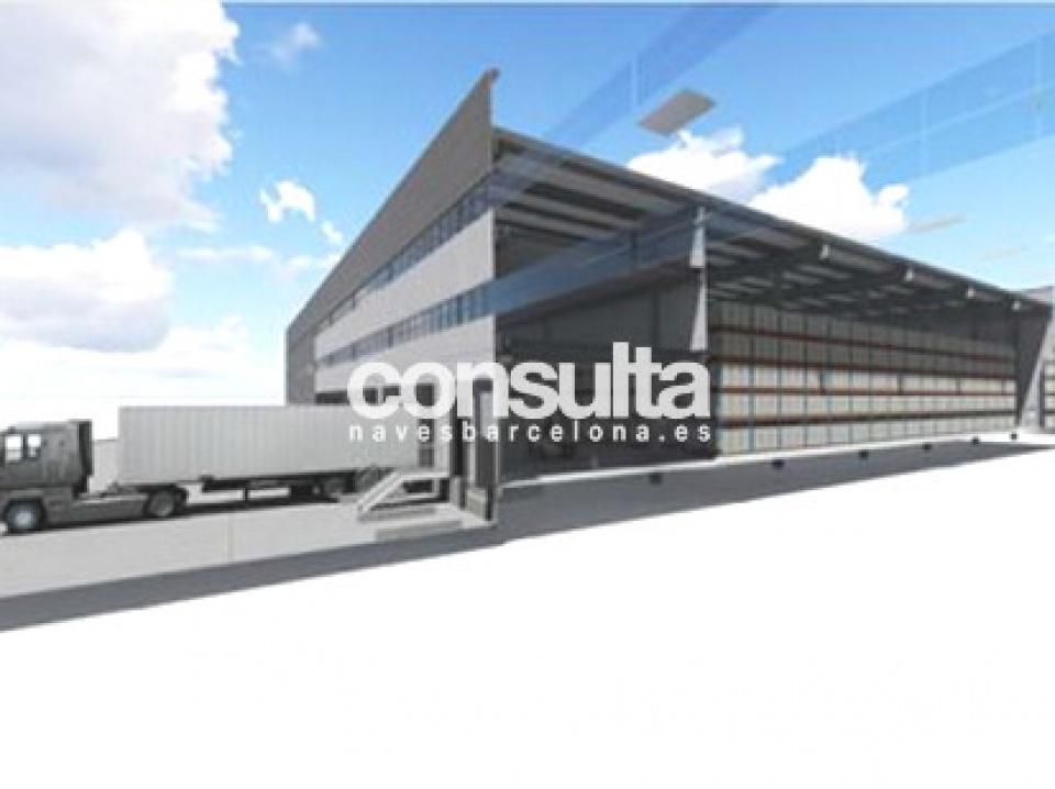 Proyecto Logístico LLave en Mano en alquiler en Castellbibal.