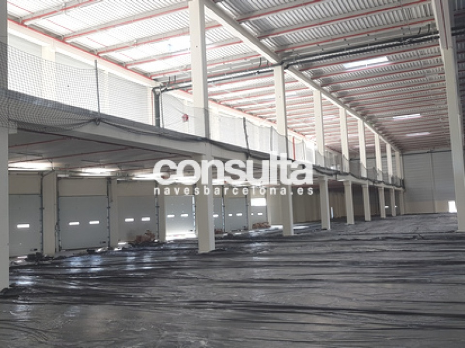 Proyecto logístico En Construcción en alquiler en Montcada i Reixac