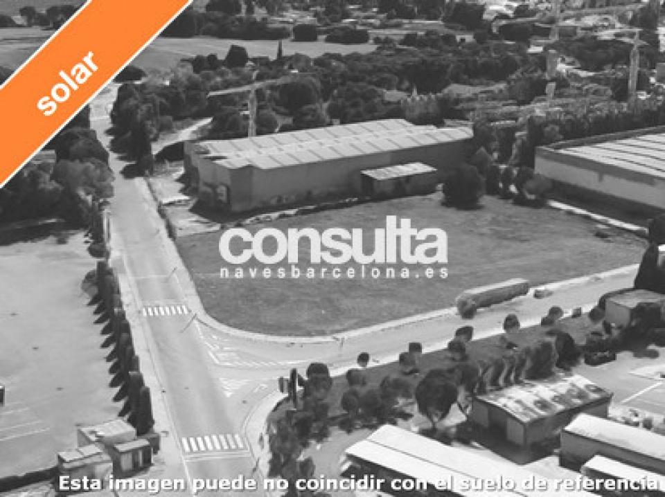 solar industrial en venta en Vilanova del Camí