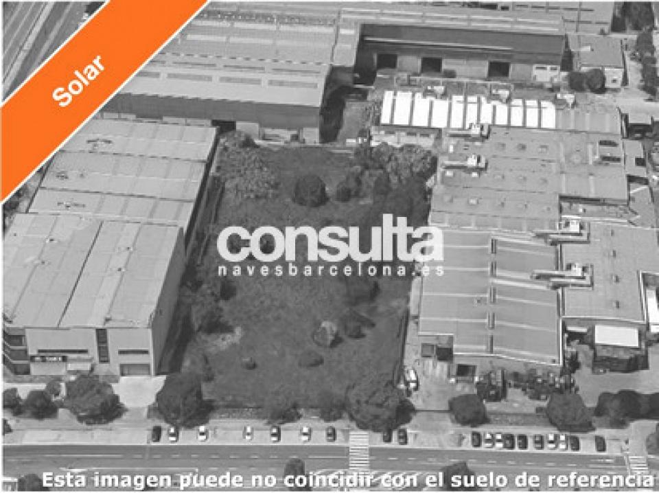 solar industrial en alquiler en Cornellà de Llobregat