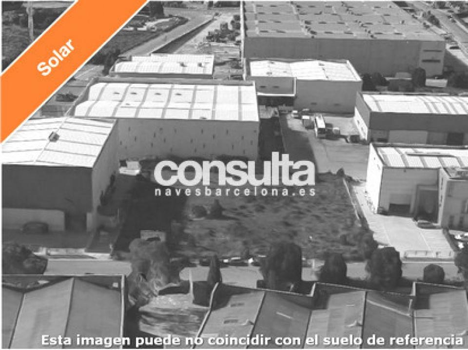Solar industrial alquiler Sant Feliu de Llobregat